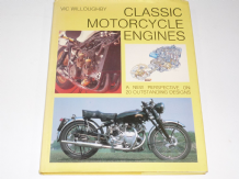 Classic Motorcycle Engines (Willoughby 1986) ex lib
